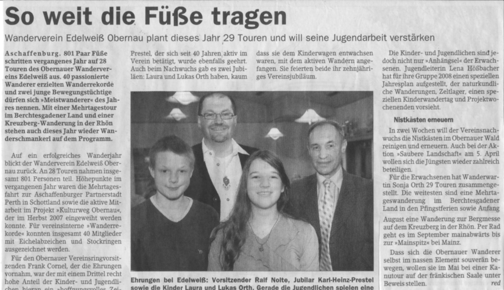 Auszeichnugsfeier2008