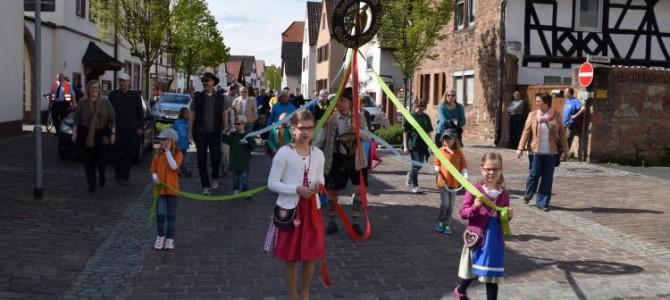Einladung zum 80. Spessartbundesfest auf dem Wanderplatz am Heidig