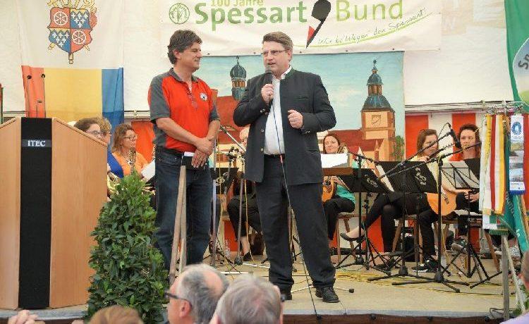 Bilder vom Spessartbundesfest 2017