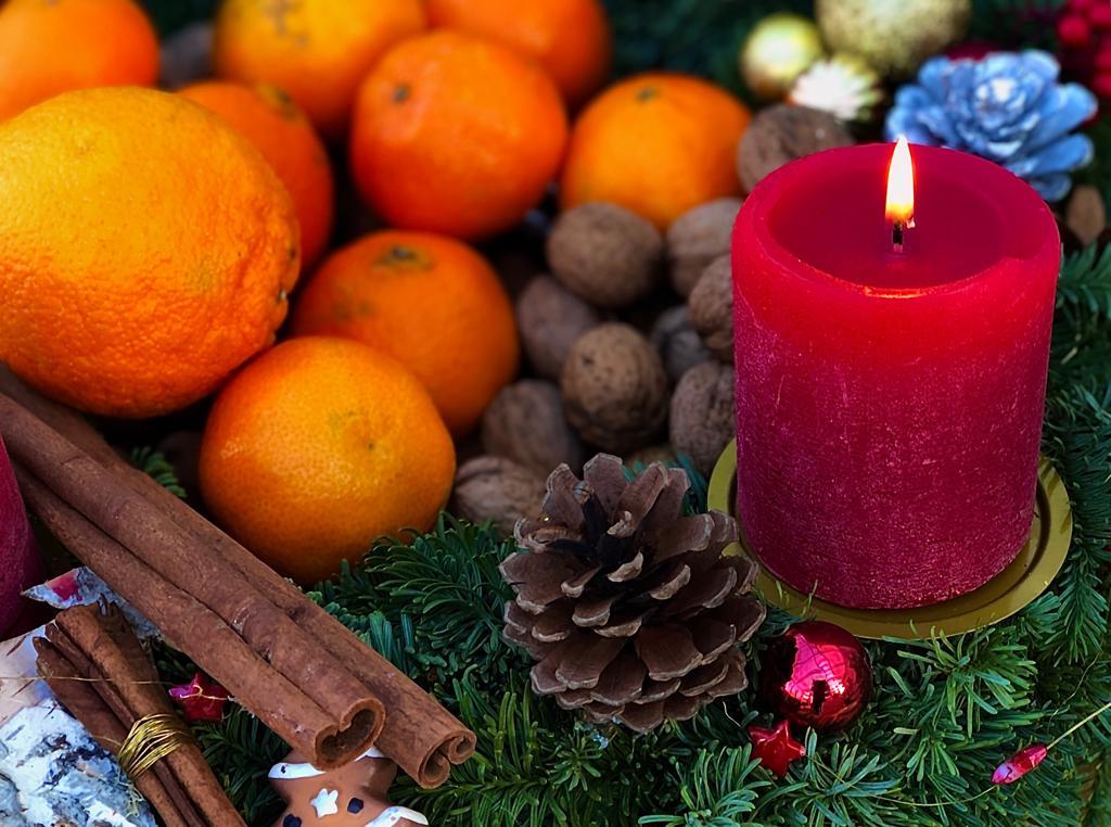 Musikalischer Gruß im Advent